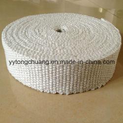 Keramische Faser-Isolierung Woventape des Fabrik-Großverkauf-1260c