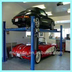 Fpp-2 cuatro polipastos de Parking Garaje Post aleatorio la máquina