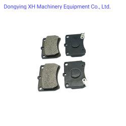 Aucun bruit de la qualité de l'ENP D402 Auto Parts Pièces automobiles de plaquettes de frein à disque pour KIA Pride