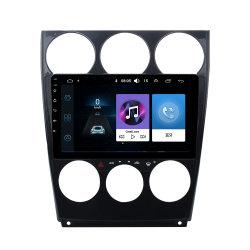 مشغل أقراص DVD للسيارة بنظام Android مقاس 9 بوصات ملاحة عكس الكاميرا الرؤية الخلفية راديو فيديو BT WiFi FM لـ Mazd6 Mazda 6 2006 - 20018