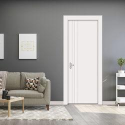 Unión Israel WPC compuesto de plástico de madera puerta para Habitación Interior
