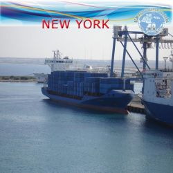 A LCL Freight Forwarder para Nova Iorque pela Transportadora Hanjin
