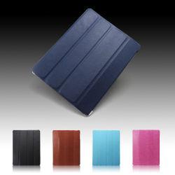 Étui en cuir à deux plis Stand up Double côté Smart Cover pour iPad 5 (IP05)