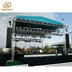 Konzert-beweglicher Stadium Lightig Binder-Aluminiumbinder-Systems-Bildschirmanzeige