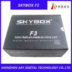Skybox F3 du récepteur satellite à la Malaisie