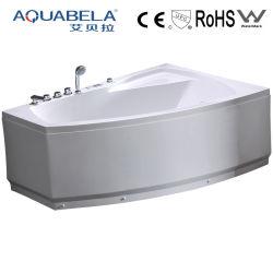 2019 nouveau style de Whirlpool baignoire en angle avec 2 jupes (JL801L/R)