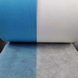 Meltblown et 100 % PP Spunbond tissus textiles non tissés d'utilisation de masques drap de lit combinaison jetable et chiffon de protection filé Bond