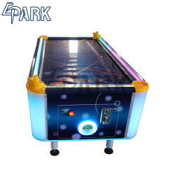 De taille moyenne Coin-Operate le conditionnement physique de l'Amusement Machine de jeu de tennis de table de Air Hockey