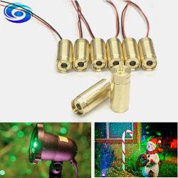 532nm 15MW vert DOT Module Laser Laser pour les lumières de Noël