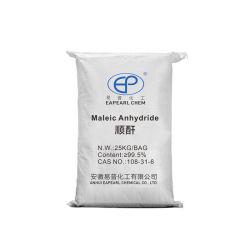 El Agente auxiliar químico 99,5% anhídrido maleico para Mayoristas