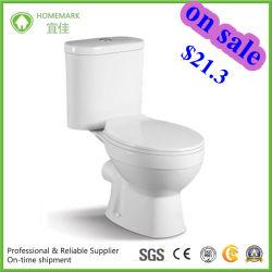 Lavar duas peças WC Serviço com preço competitivo