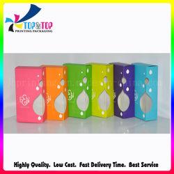 Глянцевая бумага красочные ламинирование духи картонной коробки