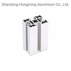 Aluminio/aluminio de extrusión personalizado con el perfil de mecanizado CNC