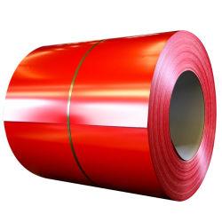 Отсутствие короткого замыкания PPGI Anti-Static Prepainted окраска оцинкованной стали толщиной 25/10um