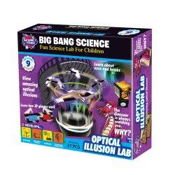 Truques de magia ilusão óptica Ciência Kit para crianças