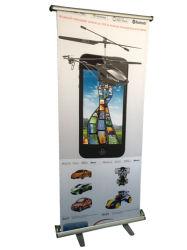 شاشة التمرير الخاصة بحامل الشعار الكهربائي قف مع لف الدعامة (SR-08)