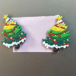 Рождество индивидуального серии 2D / 3D мягкий ПВХ холодильник магнит / холодильник магнит для детский подарок
