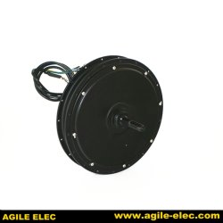 De behendige Motor van de Kruiwagen van de Motor 500W~1500W van de Fiets Elektrische voor Ebike