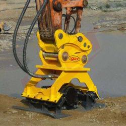 좋은 가격의 새로운 진동 플레이트 토양 다짐 장비