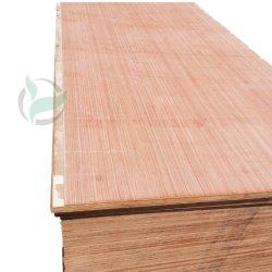 Fabricante de madera Keruing Linyi cara Iicl contenedor estándar piso de madera