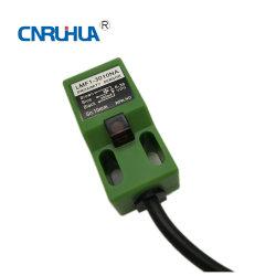 No NPN de 10mm de distancia del sensor de proximidad inductivos Lmf1-3010na