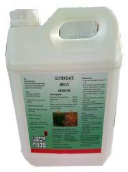 El glifosato 480g/L (41%) de sal IPA y sal de la amina