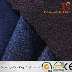 재킷을%s 4가지의 방법 뻗기 Crepe 화합물 또는 접착된 극지 양털