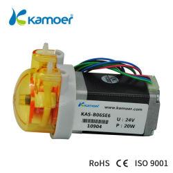 Kamoerステップ・モータを搭載するマイクロ蠕動性ポンプDC 12V