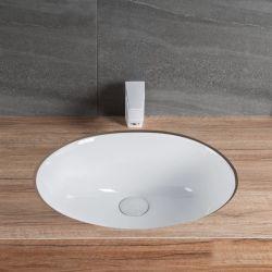 """18""""sanitários em cerâmica Lavatório de contador para banheiro T1008b"""
