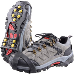 Высокое качество пользовательских быстро и легко на обувь снега Ice сцепление накладки