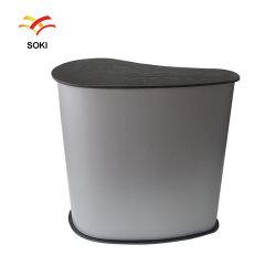 La fabrication durable Easy set up comptoir de réception d'exposition