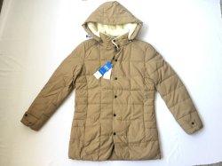 Cuir synthétique hommes manteaux pour l'hiver