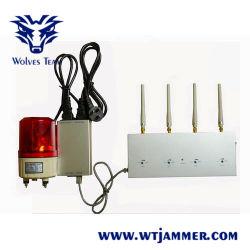 Todos os detectores de sinal de telefone celular (com sistema de alarme)
