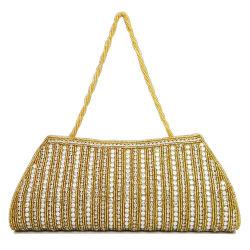 ハンドバッグのイブニング・バッグのビーズの硬貨の財布、ビーズの財布、ビーズの袋