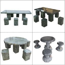 자연적 화이트 스톤 마블/Granite 테이블/데스크/워크벤치를 세세세세팅합니다