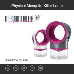 2020-189 Zap LED-Ventilator-Fliegen-Moskito-Plage-Insekt-Programmfehler Schädlingsbekämpfung