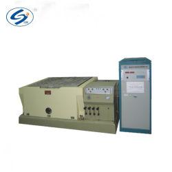 La ISO de tres ejes electromagnético Equipos de pruebas de vibración de alta frecuencia