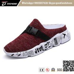 Несколько новых воздухопроницаемой сеткой EVA исключительно удобные кроссовки обувь для Мужчин Женщин благоухающем курорте опорной части юбки поршня обувь заднюю 5383