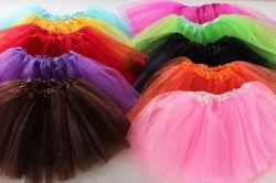 Cute Girl 3 princes de la couche Danse Ballet tulle jupe