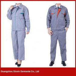남녀 공통 안전 작업복 착용 (W181)를 인쇄하는 관례