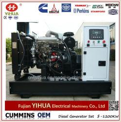 Diesel van Isuzu 24kw/30kVA van Foton Open Generator met Amf Functie (16-36kW)