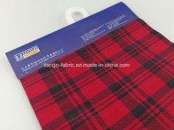 El rayón viscosa con hilo de nylon spandex teñido verificar Fabric-Lz7668