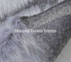 Cor Cinza Minky tecido macio tecido macio tecido macio para animais taxidermizados