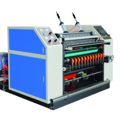 Fd-900 Coreless POS рулон термографической бумаге ATM рассечение перемотку назад машины