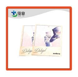 الجينز مطبوع شعار العلامة التجارية أرجوحة / مخصص طباعة بطاقات هانغ