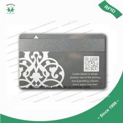 PVC/Pet/Paper Kaart, Plastic Slimme RFID Kaart, NFC Kaart, Markering RFID die als Kaart van het Lidmaatschap wordt gebruikt/Adreskaartje/de Kaart van de Gift/Vooruitbetaalde Kaart Card/ATM/de Magnetische Kaart van de Strook