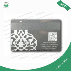 Carta Pvc/Pet/Carta, Carta Rfid Intelligente In Plastica, Carta Nfc, Etichetta Rfid Utilizzata Come Carta Di Credito/Carta Da Visita/Carta Regalo/Carta Prepagata/Carta Atm/Carta Magnetica