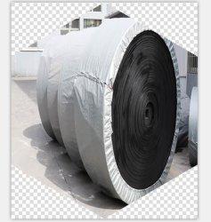 Fr Grau tecidos sólidos Tapete de Borracha para mineração subterrânea