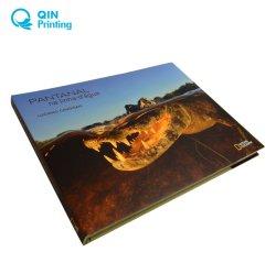 Capa dura de alta qualidade de impressão de fotos de paisagem