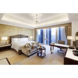 Simple Material de madera de palisandro elegante Hotel de diseño de dormitorios